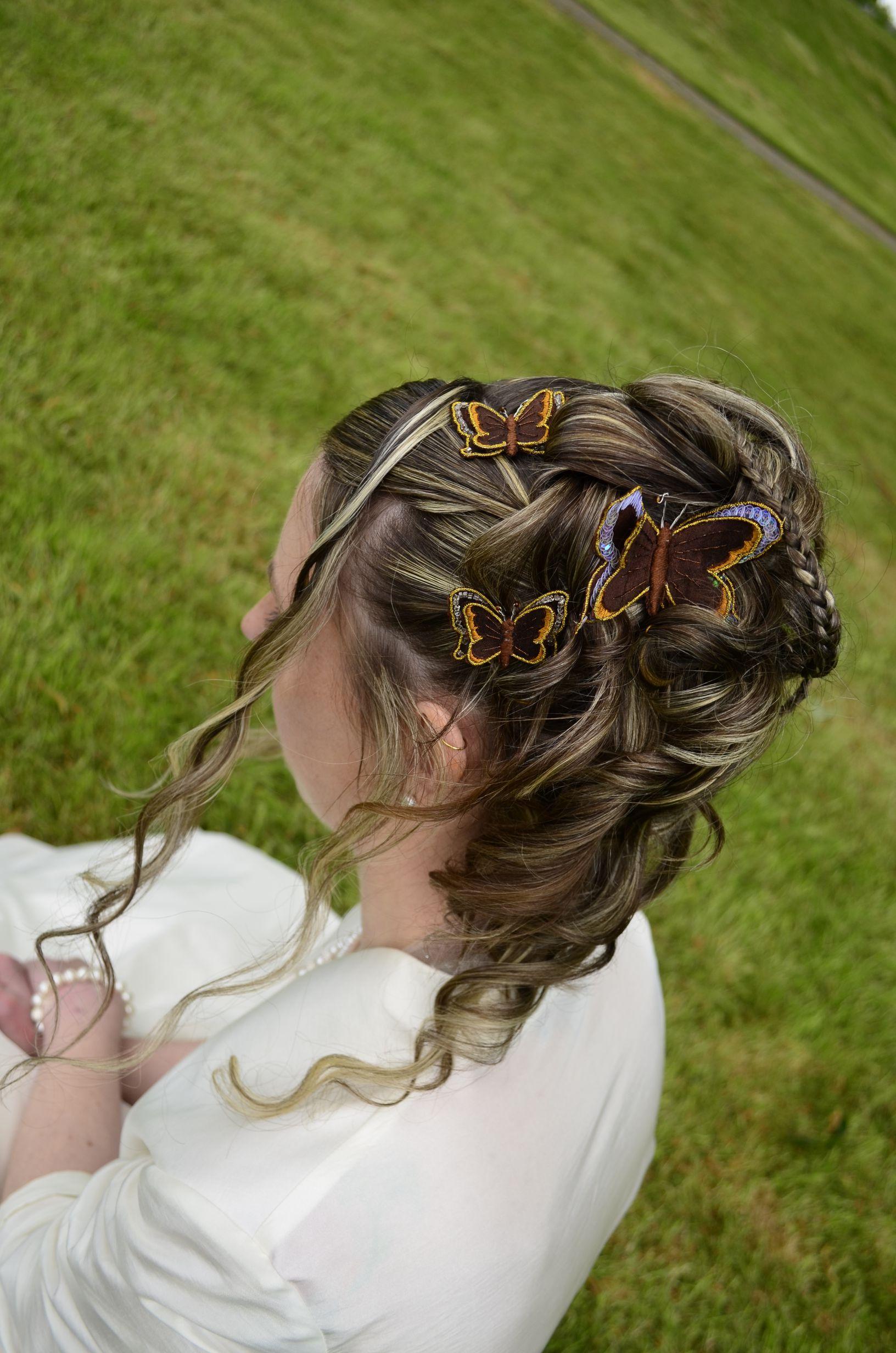 Bijoux pour cheveux